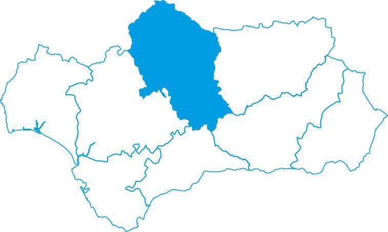 Partidos Judiciales en Córdoba Provincia